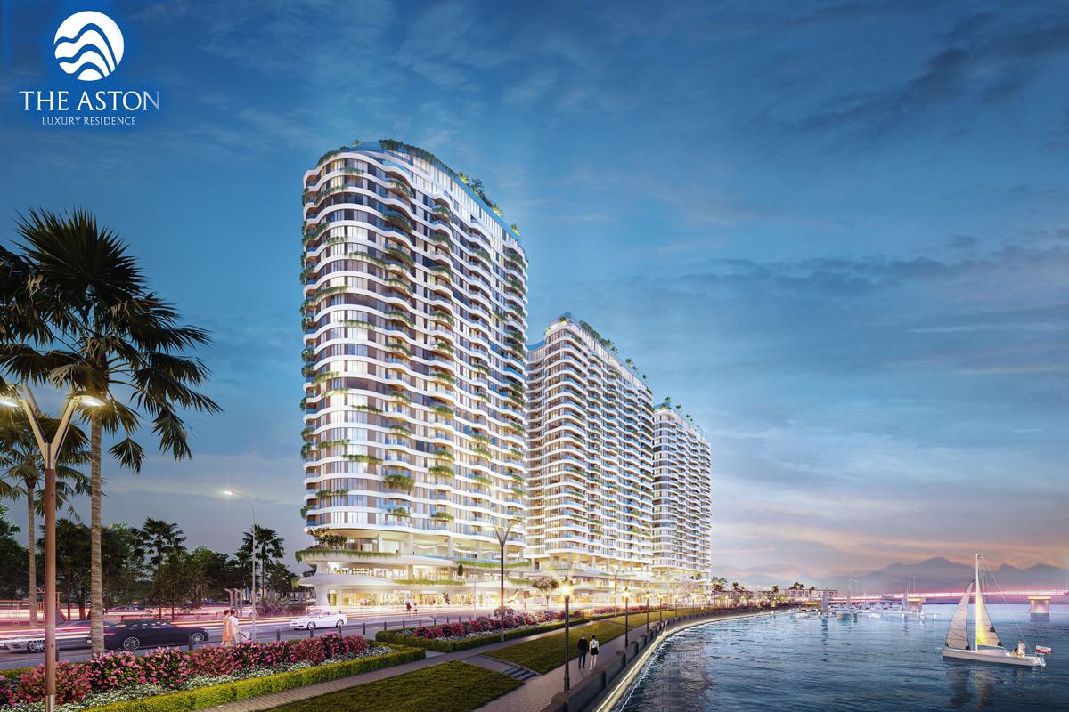 Dự án The Aston Luxury Residence Nha Trang